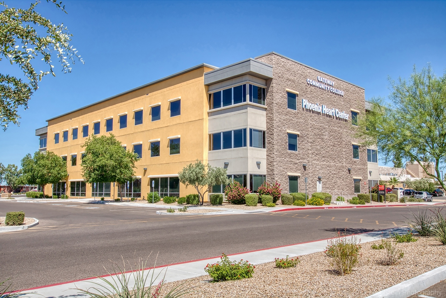 Architectural, Medical Building and Custom Commercial Real Estate Photography by Kirk Krein, Phoenix, AZ - East Valley and Beyond!