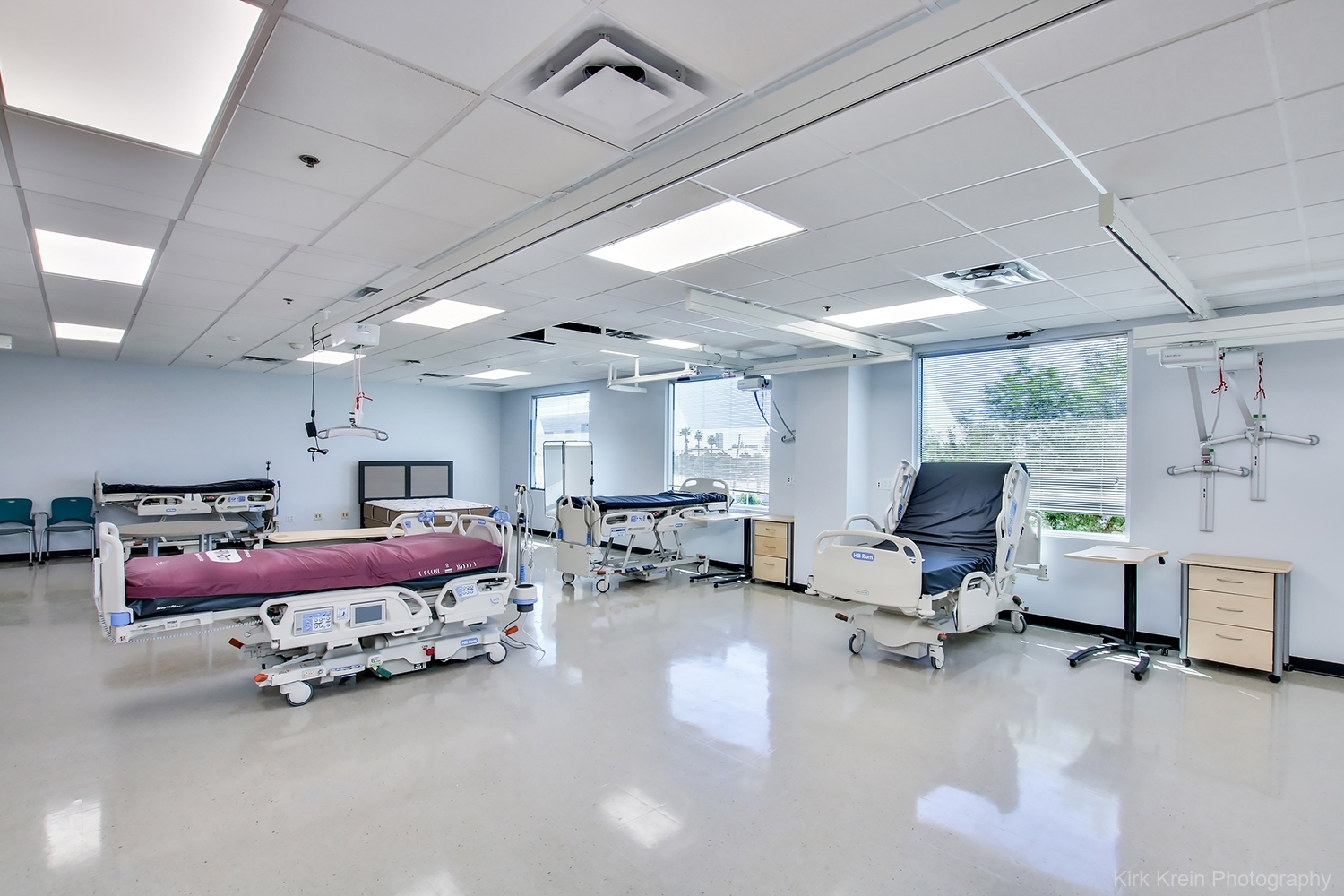 Architectural Medical Interior, Custom Commercial Real Estate Photography by Kirk Krein, Phoenix, AZ - East Valley and Beyond!