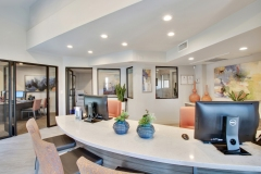 Leasing Office - Architectural and Commercial Real Estate Photography by Kirk Krein, Phoenix, AZ - East Valley and Beyond!